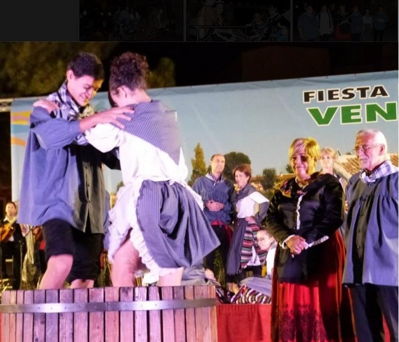 Exito de participación en la VII Fiesta de la Vendimia - Carlos ...